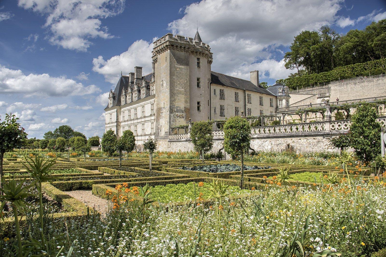 Chateau de Villandry France