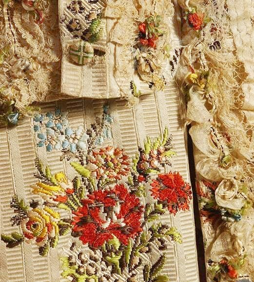 Classic Example Of Embroidery