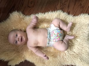 Wesley Schultz Floral Diapers
