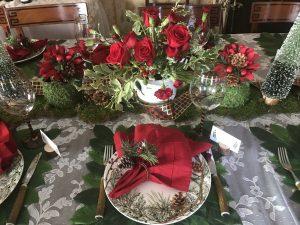 Carolyne Roehm Roses Table