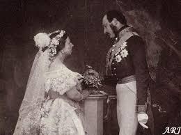 Royal Wedding Past Generations
