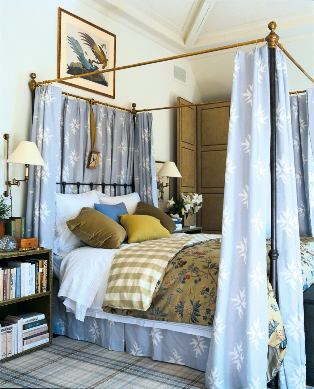 Victoria Hagan bedroom interior