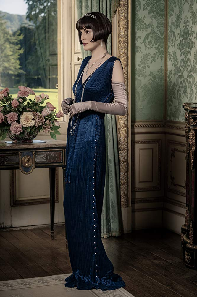 The flowers of Downton Abbey