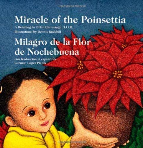 """Cover """"Miracle of the Poinsettia"""""""