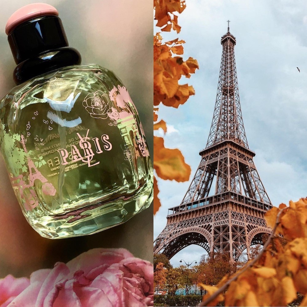paris scents