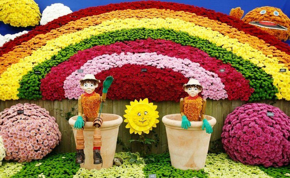 Chelsea Flower Show Luke MacGregor