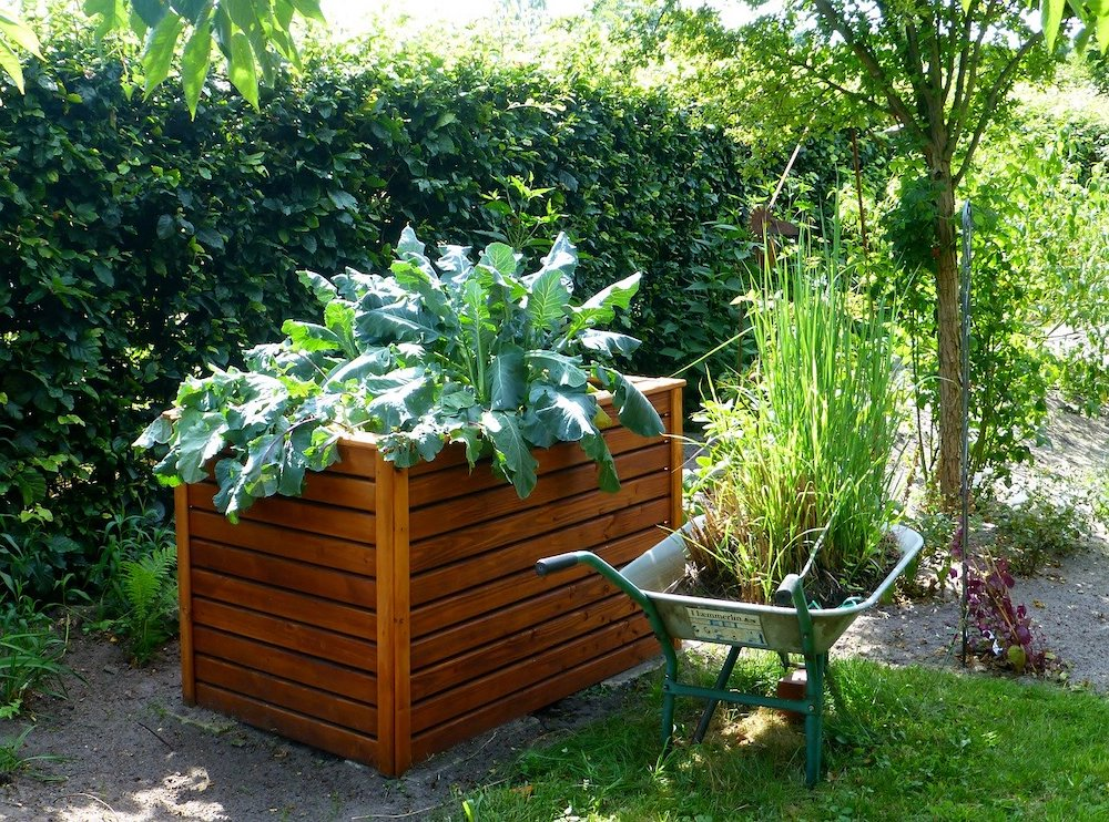 Pixabay Raised Garden Bed