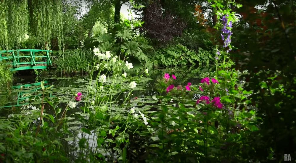Monet Garden Giverny