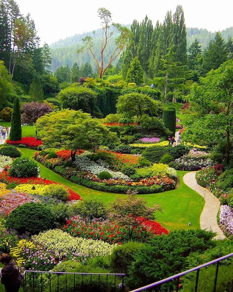 burchart gardens